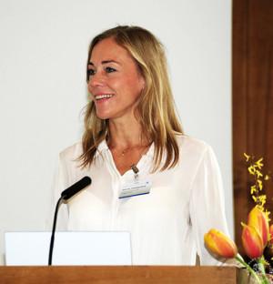 Prof. Dr. Charlotte Klonk, Foto: Andreas Baudisch