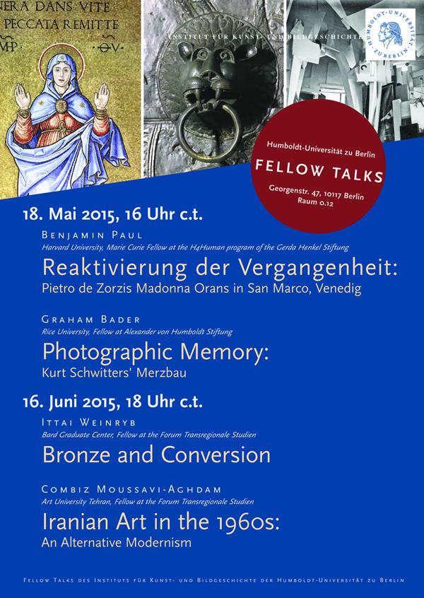 Fellow Talks_May_June15