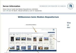 Medien-Repositorium