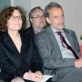Torgespraech 2015, Prof. Karen Lang, Prof. Horst Bredekamp, Foto: Barbara Herrenkind
