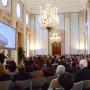 Forum Kunstgeschichte Italiens,Botschaft der Italienischen Republik, S.E .Pietro Benassi, Foto: Barbara Herrenkind