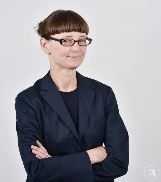 Prof. Dr. Felicity Scott, Foto: Barbara Herrenkind