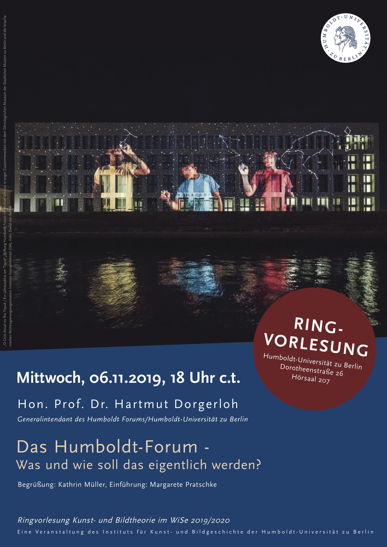 Hu Berlin Kalender