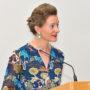 Ringvorlesung Kunst und Bildgeschichte, Peter Bexte, Ann-Cathrin Drews, Foto Aila Schultz
