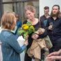 Vernissage unnatural, Mette Kleinsteuber und Anna Seidel, Foto: Merlin Noack