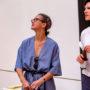 Sprial Jetty Screening, Paulina Ochmann und Julia Modes, Foto: Merlin Noack