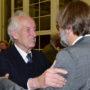 Abschiedsvorlesung, Matthias Winner, Arnold Nesselrath, Foto Barbara Herrenkind