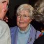 Abschiedsvorlesung Arnold Nesselrath, Elisabeth Kieven, Foto Barbara Herrenkind