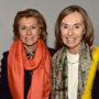 Abschiedsvorlesung Arnold Nesselrath, Bettina Müller und Christiane Denker Nesselrath, Foto Barbara Herrenkind
