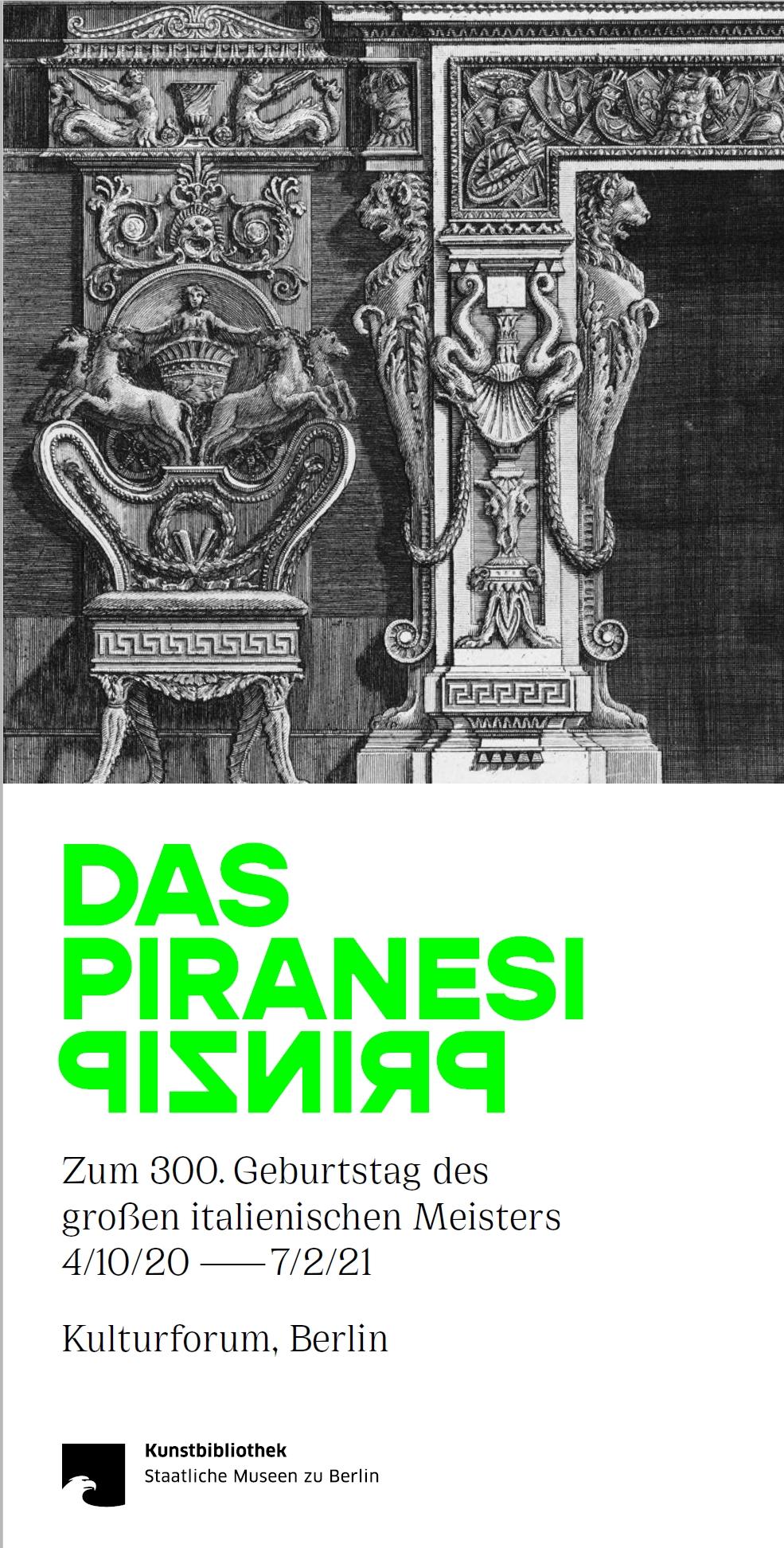 G.B. Piranesi, Kunstbibliothek Hdz6828 verso, Foto D. Katz