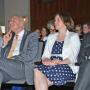 Looking back to look forward, Prof. Klonk, Prof. Kappel, Prof. Blumenthal, Prof. Olbertz, Foto: Barbara Herrenkind