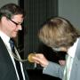 Looking back to look forward, Prof: Olbertz und Prof. Nesselrath, Foto: Aila Schultz