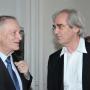 Looking back to look forward, Prof. Warnke und Prof. Böhme, Foto: Aila Schultz