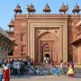 Indien-Exkursion 2014, Fatehpur Sikri, Foto: Barbara Herrenkind