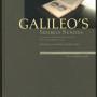 Galileo's O, Akademie Verlag, Berlin 2011, Titelfoto: Barbara Herrenkind