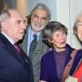 Torgespräch 2016, Prof. Preimesberger, Prof. Pace, Frau Pace und Frau Preimesberger, Foto: Barbara Herrenkind