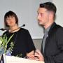 IKB AbsolventInnenfeier 2016, Luisa Feiersinger und Davide Ferri, Foto: Aila Schultz