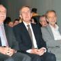 Torgespräch: Prof. Dr. h.c. Klaus-Dieter Lehmann, Neil MacGregor, Prof. Dr. Horst Bredekamp, Foto: Aila Schultz