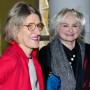 Feierliche Verabschiedung von Prof. Dr. Ruth Tesmar, Prof. Dr. Christina von Braun , Foto: Barbara Herrenkind