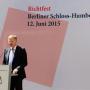Richtfest: Humboldt Forum, Manfred Rettig, Foto: Barbara Herrenkind