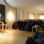 Torgespräch 2016, Prof. Bredekamp, Foto: Barbara Herrenkind