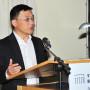 Arnheim Lecture: Prof. Dr. Wei Hu, Foto: Aila Schultz
