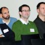 Imeji Day 2014, Franz Engel, Dr. Sven Bingert, Jörg Busse, Karsten Asshauer, Foto: Aila Schultz