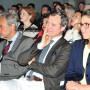 Arnheim Lecture: Prof. Dr. Horst Bredekamp, Dr. Pascal Decker, Laura Windisch M.A., Foto: Aila Schultz