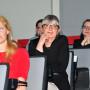 IKB AbsolventInnenfeier 2016, Prof. Dr. Michaela Marek und Prof. Dr. Claudia Blümle, Foto: Aila Schultz