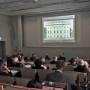 Kolloquium: Attikafiguren HU Berlin, Vortrag Dipl. Ing. Norbert Heuler, Foto: Aila Schultz
