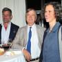 Torgespräch: Dr. Moritz Wullen, Prof. Dr. Jochen Brüning, Foto: Aila Schultz