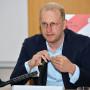 Symposium: Regard Croisés, Dr. Steffen Haug, Foto: Barbara Herrenkind