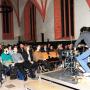 Rueckgang ins Unbestimmte, Schlagzeuger Julian Sartorius, Foto: Aila Schultz