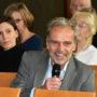 Symposium: Il Catalogo Universale, Prof. Dr. Horst Bredekamp, Foto: Barbara Herrenkind