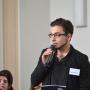 Zweites Doktorandenforum, Merse Pál Szeredi, Foto: Jordane de Faÿ