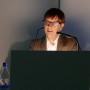 Vortrag Prof. Dr. Ralph Ubl, Foto: Julia Ryll