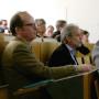 Dr. Pablo Schneider, Prof. Dr. Horst Bredekamp, Foto: Julia Ryll