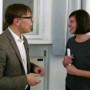 Prof. Dr. Ralph Ubl und Dr. Angelika Seppi, Foto: Julia Ryll
