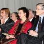 Festakt für Prof. Dr. Arnold Nesselrath, Prof. Dr. Nesselrath, Judy Rudoe, Antony Griffiths, 12. November 2012, Foto: Barbara Herrenkind