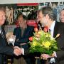 Festveranstaltung zum 80. Geburtstag von Prof. Hubert Faensen, Foto: Andreas Baudisch