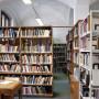 Ehemalige Bibliothek, Dorotheenstraße 28, Foto: Barbara Herrenkind