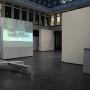 Ausstellung im Atrium des IKB, Expanding the Grid, Oktober bis Dezember 2012, Foto: Barbara Herrenkind