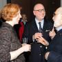Festakt für Prof. Arnold Nesselrath, PD Annette Dorgerloh, Ingo Langner, Michael S. Cullen, 12. November 2012, Foto: Barbara Herrenkind