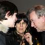 Torgespräch: Pamela Kort, 16. Februar 2011, Foto: Andreas Baudisch