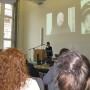 27. April 2013 - Ai Weiwei - One Recluse - Filmvorführung mit Podiumsdiskussion Foto: Marina Beeck