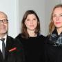 Zum Beispiel Berlin V, Berlinische Galerie, Dr. Thomas Köhler, Christina Landbrecht, Prof. Charlotte Klonk, Foto: Barbara Herrenkind