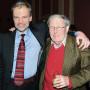 Verleihung - Berliner Wissenschaftspreis, Prof. Dr. Horst Bredekamp und Dr. Klaus Wagenbach, Foto: Barbara Herrenkind