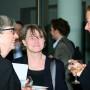 Symposion: Asymmetrische Kunstgeschichte, Prof. Michaela Marek, Prof. Magdalena Bushart, Prof. Charlotte Klonk, Foto: Barbara Herrenkind