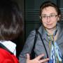 Symposion: Asymmetrische Kunstgeschichte, Prof. Agnieszka Zabłocka-Kos, Foto: Barbara Herrenkind