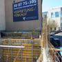 Neubau, 04/2010, 1.OG Gebäudeanschluss Georgenstrasse, Foto: Barbara Herrenkind
